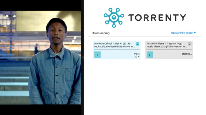 Simplest & Quickest Torrent Downloads - Watch Your Videos in Seconds