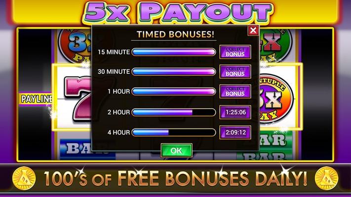 Slots - Sherlock Slot Casino for Windows 8