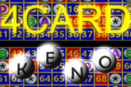 4 Card Keno