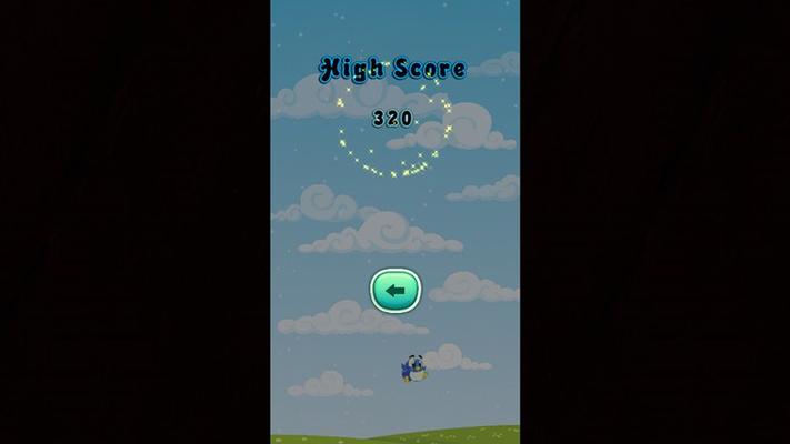 Game score screen