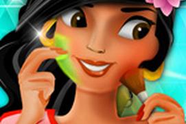 Princess Elena Make up Salon