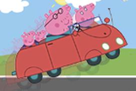 Peppa Pig Car Jump