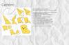 Variedad de diferentes tipos de Origamis