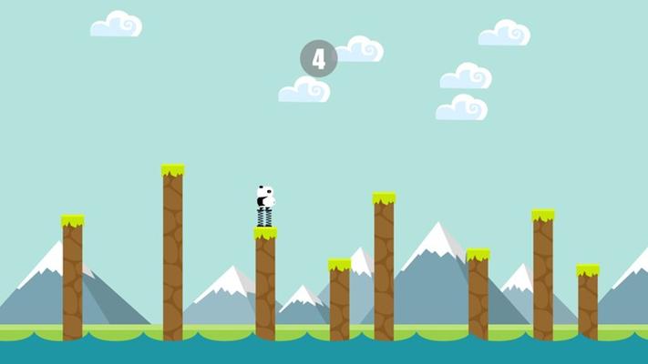 Panda Hero for Windows 8