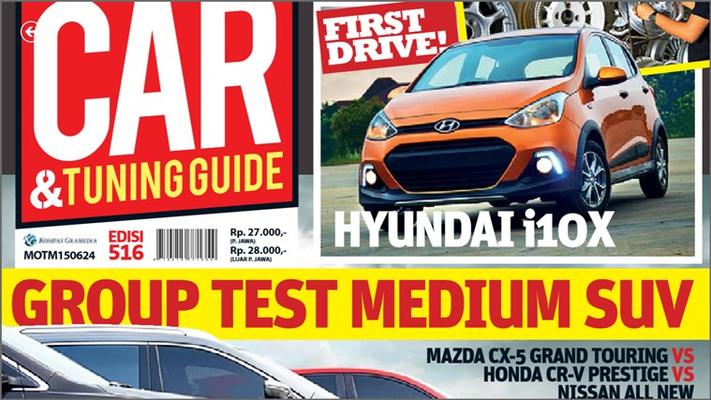 Bagi mereka penggemar dunia otomotif, tersedia beberapa pilihan majalah otomotif yang bisa dijadikan referensi untuk modifikasi atau jual beli mobil dan motor.