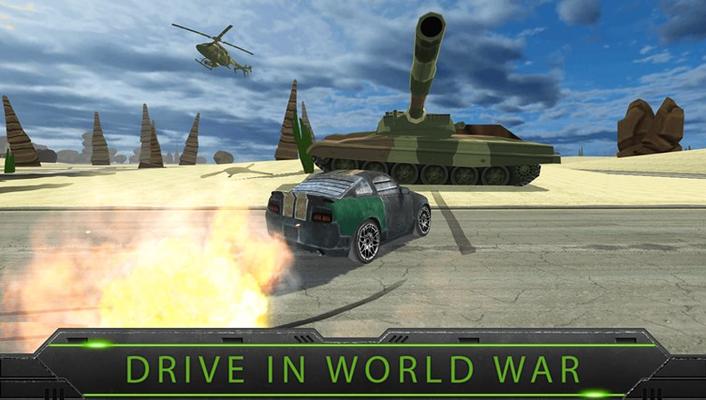 Speed Car : WW Warzone for Windows 8