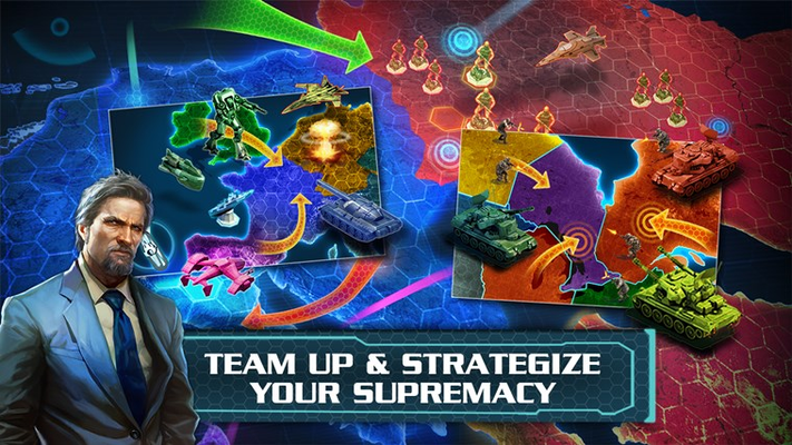 TEAM UP & STRATEGIZE YOUR SUPREMACY