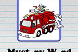 Firefighting Mysteryword