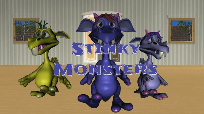 Stinky Monsters