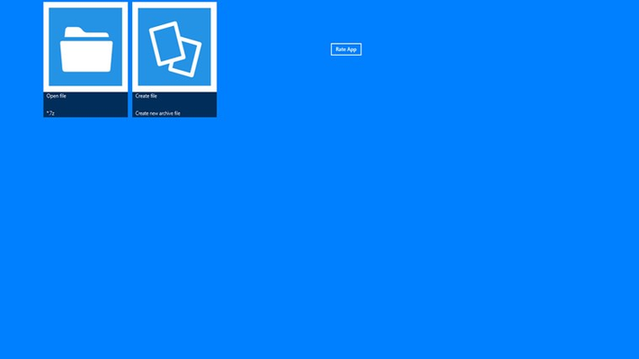 7Z File Opener Free Now for Windows 8