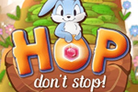 Hop Don't Stop Running Game