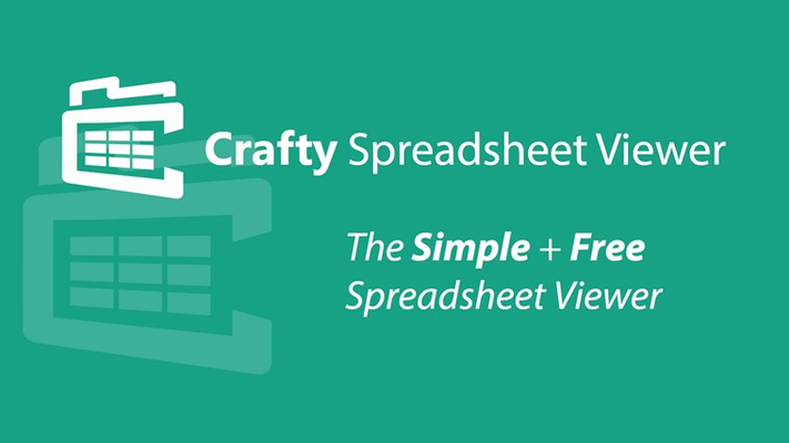 Simple way to view any spreadsheet for FREE