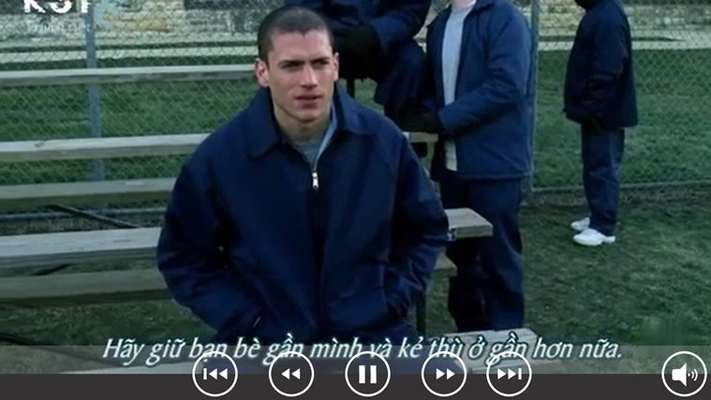 Prison Break Series for Windows 8