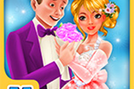 Cute Princess Prom Night Dress Up