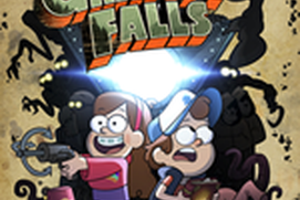 Gravity Falls Animated Cartoon