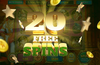 Get 3, 4 or 5 SCATTER symbols on the screen and Win 10, 20 or 30 Free Spins!
