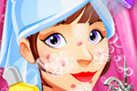 Fabulous Fashion Spa Salon - Beauty Makeover Game for Girls