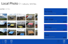 Photo collections, you can create album and organize your photos, and access your favorite photos easily.