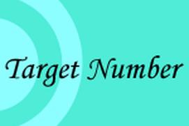 Target Number