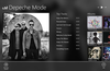 See all artist content at a glance: complete discography and Top Tracks.