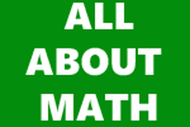 Is All About Math