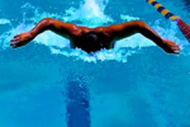 Swimming Coach's Clipboard