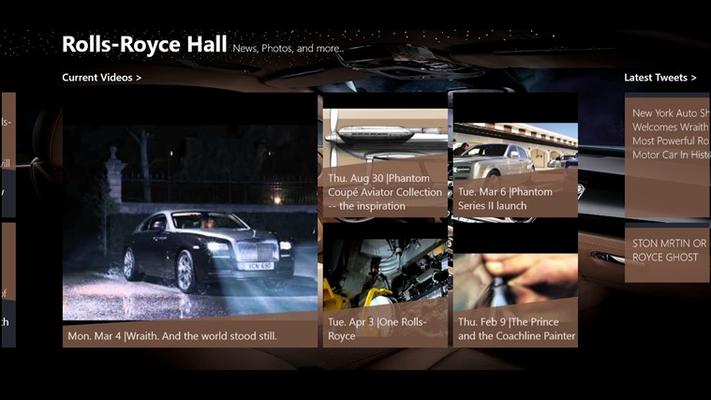Best Videos on Rolls Royce Cars