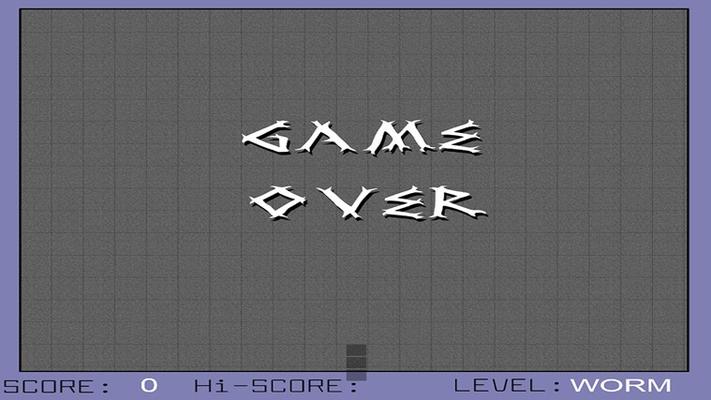 Snake play for Windows 8