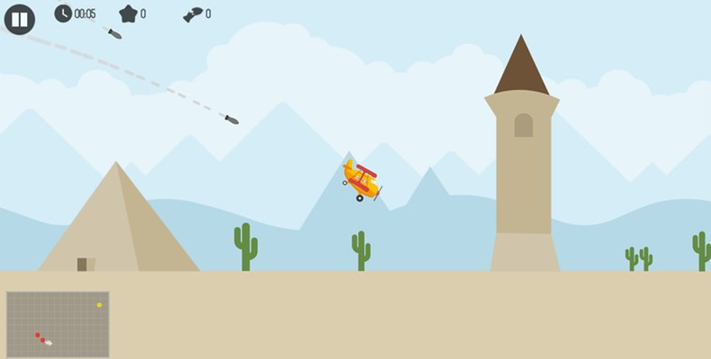 Collect stars & unlock new worlds and planes!