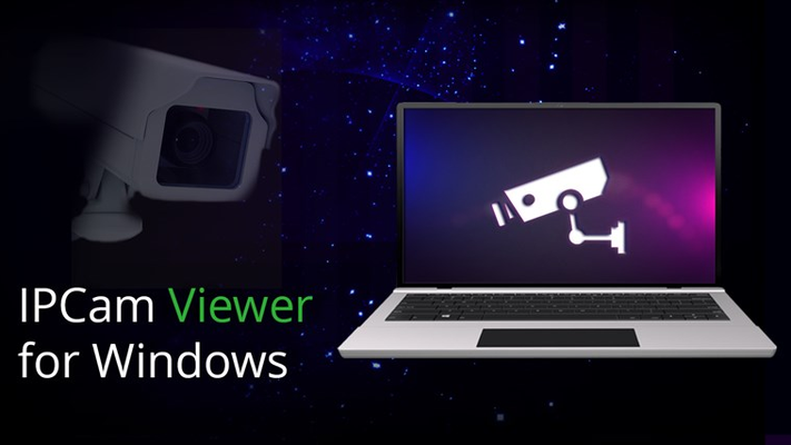 IPCam Viewer for Windows 8