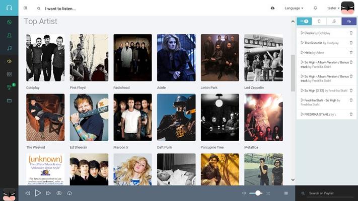 Explore Trending Music