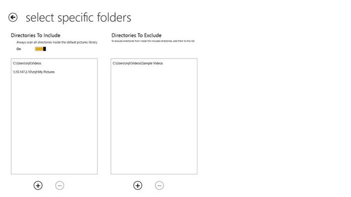 My Memories Interactive Slideshow for Windows 8