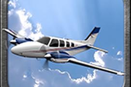 Perfect Airplane Flight