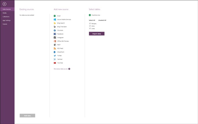 "Microsoft ""Project Siena"" for Windows 8"