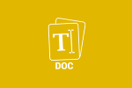 Open your DOC Files