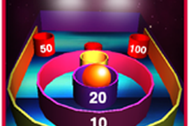 Roller Skee Ball