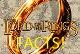 8 Lord of the Rings Facts