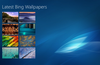 Bing Images as Lock Screen