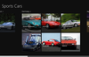 Sports cars from around the world...