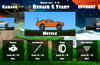 Upgrade and unlock vehicles