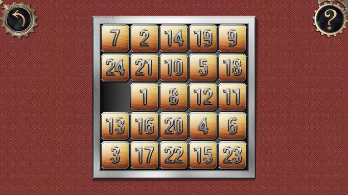 Big 15-puzzle