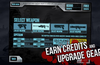 EARN CREDITS AND UPGRADE GEAR