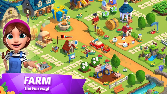 FARM the Fun way!