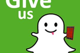 Give us Snapchat