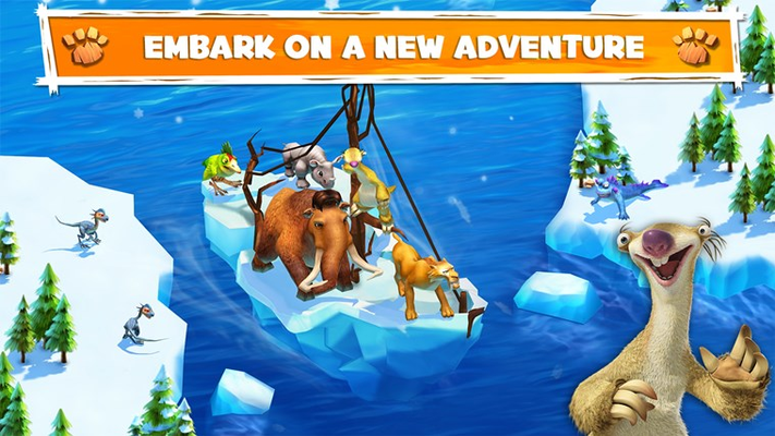 Embark on a new adventure