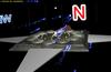 3D Compass Mode (bottom-left corner button)