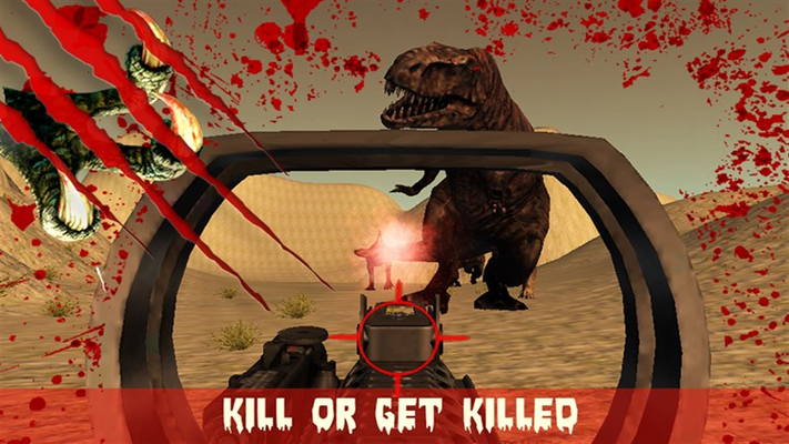 Dinosaur Combat Ultimate for Windows 8