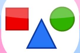 Forme per bambini (flashcards sulla geometria per bambini della scuola materna)