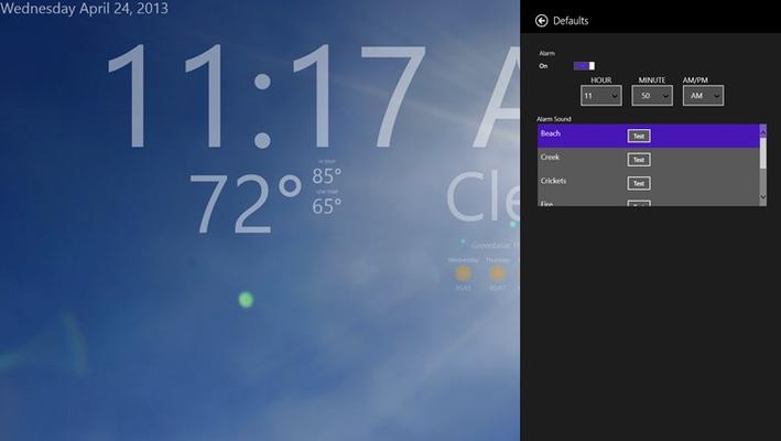 Nite Buddy for Windows 8