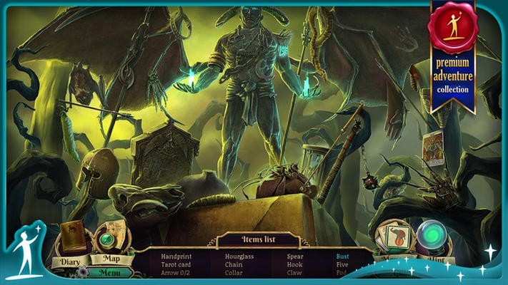 Dark Arcana: The Carnival (Full) for Windows 8